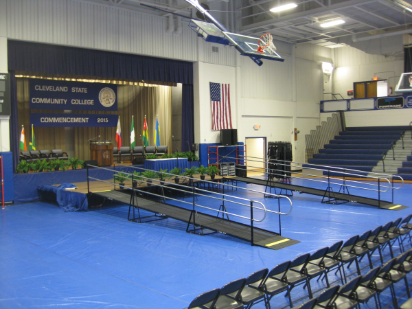 graduation wheelchair rental, commencement wheelchair rental, ADA compliant wheelchair rental, high school graduation, college, university, events