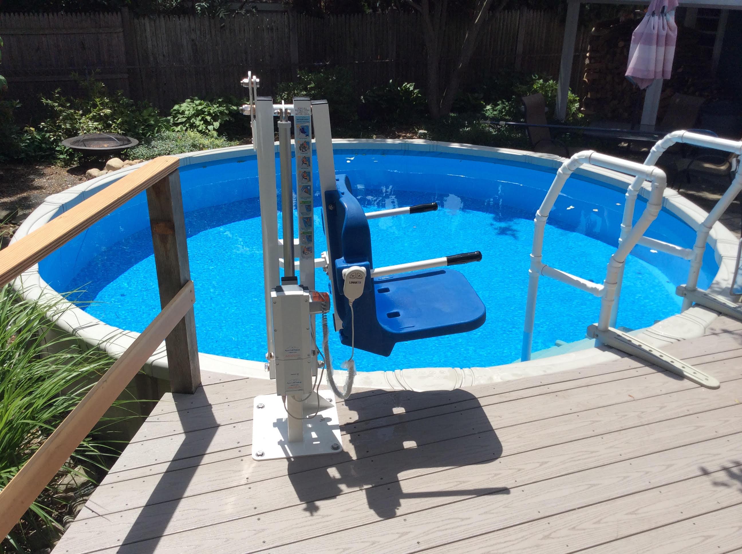 pool lift