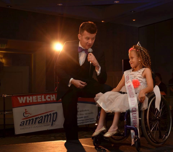 Little Miss Wheelchair California 2014 Luzi Ashley