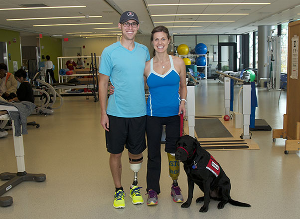 American_Occupational_Therapy_Association_Keynote_speakers_Jessica_Kensky_and_Patrick_Downs_Boston_Marathon_bombing_amputees_on_occupational_therapy.jpg