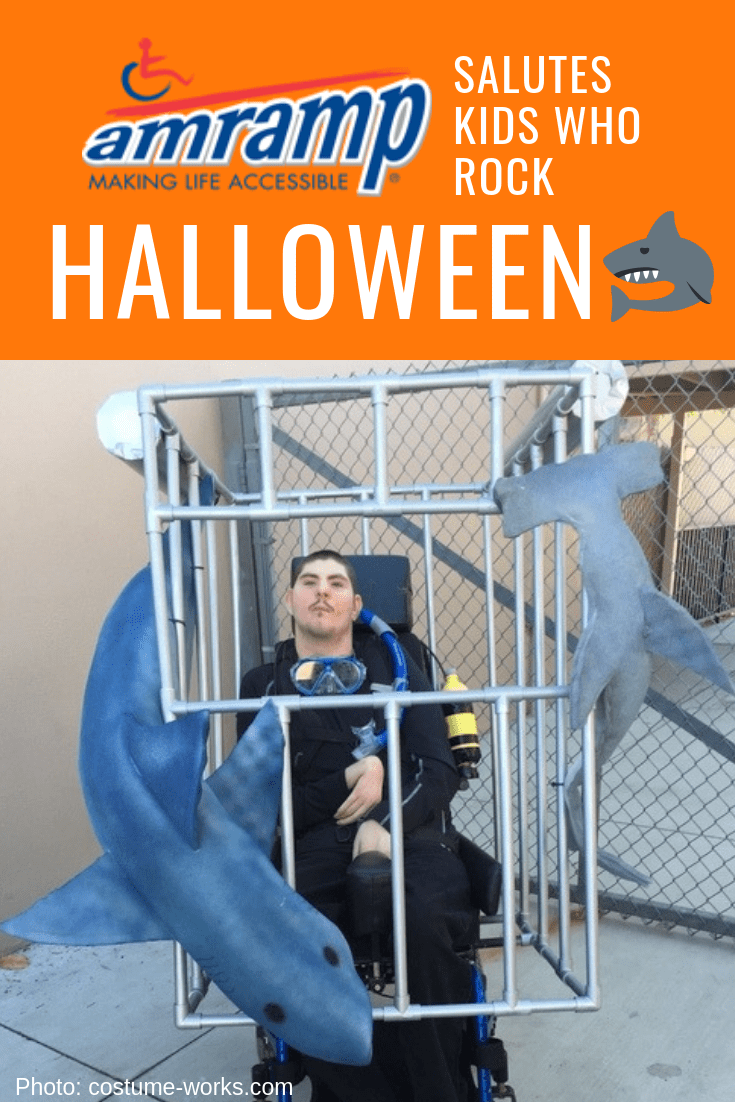 Amramp Wheelchair Costume SharkTankCostumeWorks-min