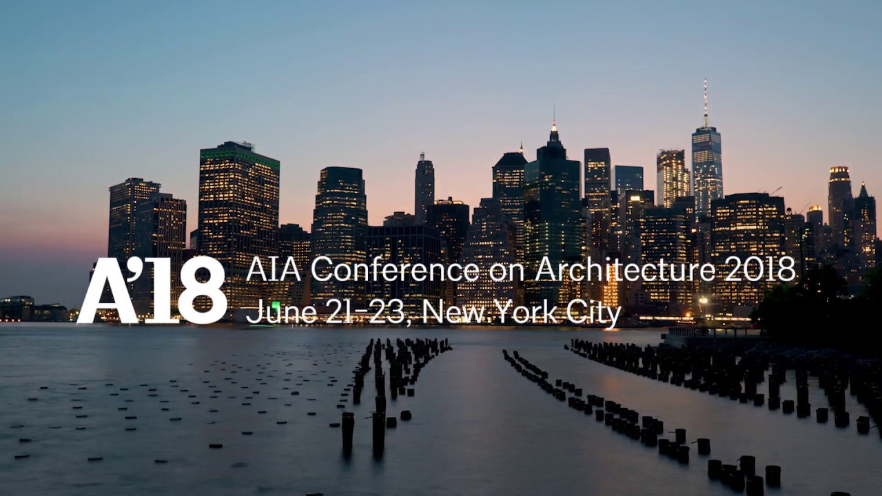 AIA Conference NYC 2018