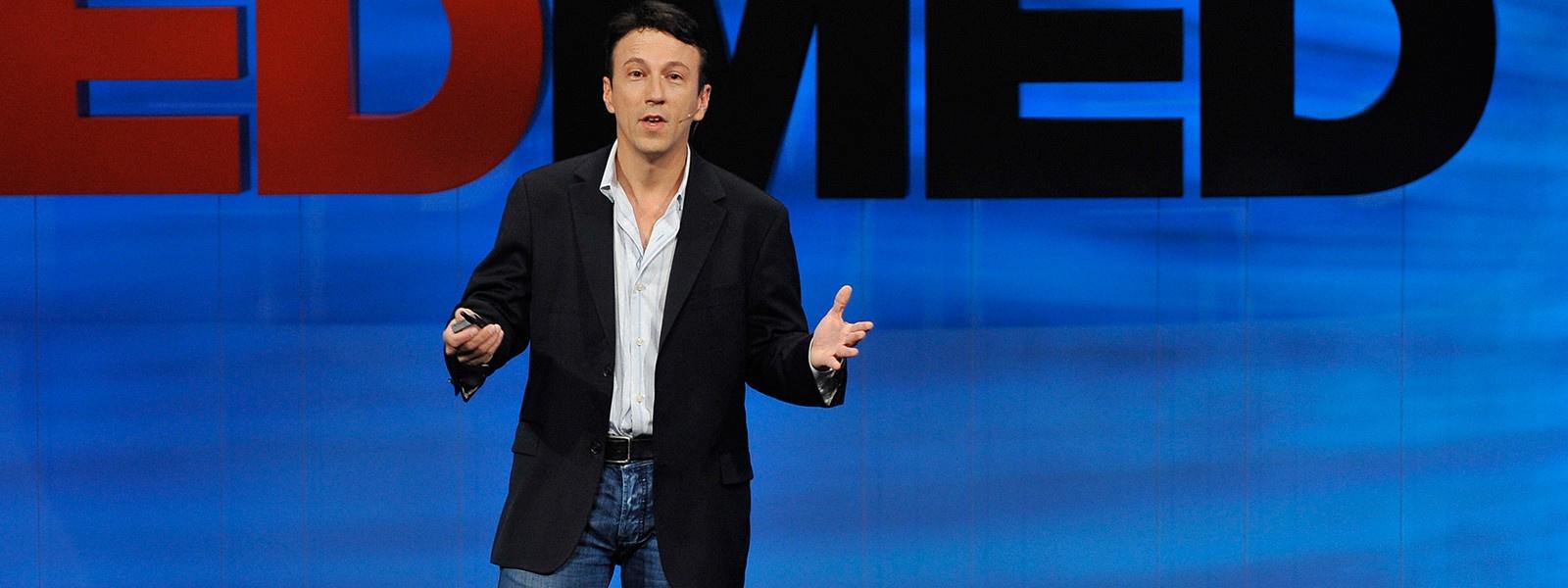 Dr. Daniel Kraft Speaking at TedMed